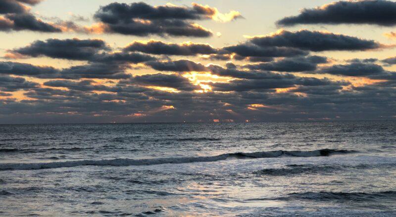 MMC 2100 Beach at Sunrise